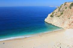 Spiaggia in Lycia. Immagine Stock