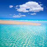 Spiaggia Mal Nombre Fuerteventura di Jandia Immagini Stock Libere da Diritti