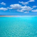 Spiaggia Mal Nombre Fuerteventura di Jandia Fotografia Stock