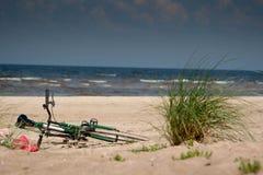 Spiaggia, mare, sabbia, acqua, barca, cielo, oceano, costa, blu, estate, paesaggio, natura, viaggio, tropicale, isola, tramonto,  Fotografia Stock