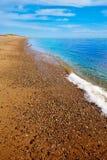 Spiaggia Massachusetts Stati Uniti della baia dell'aringa di Cape Cod Immagine Stock