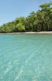 Spiaggia meravigliosa Fotografie Stock Libere da Diritti