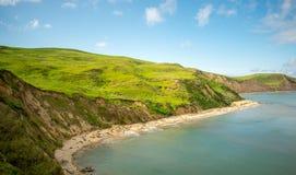 Spiaggia nazionale di Reyes del punto in California immagine stock libera da diritti