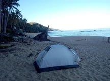 Spiaggia nel Messico fotografie stock