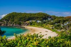 Spiaggia in NSW, Australia Immagini Stock