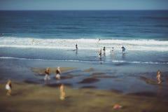 Spiaggia Oniric fotografia stock libera da diritti