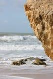 Spiaggia perfetta della maschera Fotografia Stock