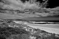 Spiaggia in Philip Island Fotografie Stock Libere da Diritti