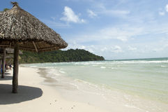 Spiaggia Phu Quoc Vietnam del sao Fotografie Stock Libere da Diritti