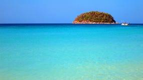 spiaggia a phuket Fotografia Stock Libera da Diritti