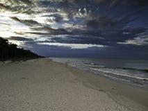 Spiaggia polacca Fotografia Stock Libera da Diritti