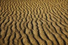 Spiaggia in Polonia Fotografie Stock
