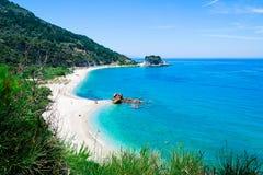 Spiaggia Potami Immagini Stock Libere da Diritti