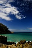 Spiaggia principale Immagini Stock