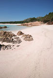 Spiaggia Rosa (Pink Beach) Stock Image