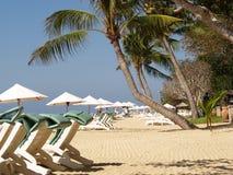 Spiaggia Sanur di Bali Fotografie Stock Libere da Diritti