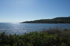 Spiaggia, Sardegna, Italia Immagini Stock Libere da Diritti