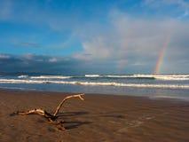 Spiaggia scenica Immagine Stock Libera da Diritti