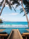 Spiaggia segreta fotografia stock