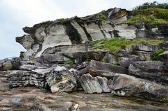 Spiaggia selvaggia vicino a Sydney Australia Fotografia Stock Libera da Diritti