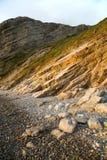 Spiaggia spagna del nord Immagine Stock Libera da Diritti