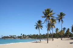 Spiaggia in spiaggia di Bacuranao - II Immagini Stock
