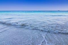 Spiaggia splendida Immagini Stock