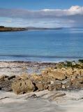 Spiaggia su Inishmore fotografie stock