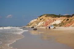 Spiaggia sul Martha's Vineyard Fotografia Stock