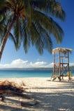 Spiaggia sull'isola Immagine Stock Libera da Diritti