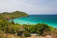 Spiaggia sulla Tailandia immagine stock libera da diritti