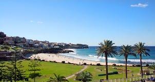 Spiaggia Sydney di Bronte immagine stock libera da diritti