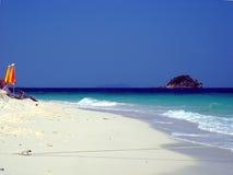 Spiaggia in Tailandia Fotografia Stock Libera da Diritti