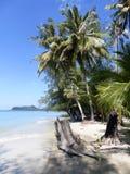Spiaggia in Tailandia Fotografie Stock Libere da Diritti