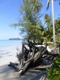 Spiaggia in Tailandia Immagini Stock