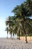 Spiaggia Tailandia di HuaHin Fotografia Stock