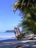 Spiaggia/Tailandia di Klong Prao Immagini Stock