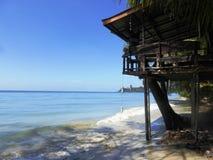 Spiaggia/Tailandia di Klong Prao Immagine Stock