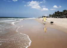 Spiaggia tropicale - Langkawi Immagini Stock Libere da Diritti