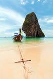 Spiaggia tropicale, mare di Andaman, Tailandia Immagine Stock