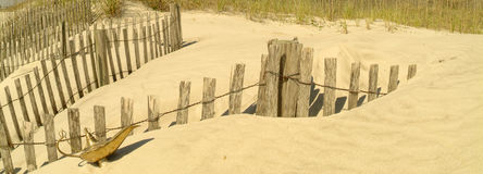 Spiaggia Verison 2 della lampada dei genii Fotografia Stock Libera da Diritti