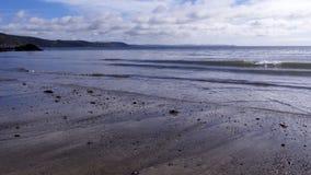 Spiaggia vuota Immagine Stock Libera da Diritti