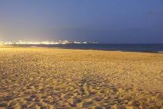 Spiaggia vuota Immagini Stock Libere da Diritti