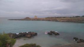 Spiaggiasalentina Stock Foto