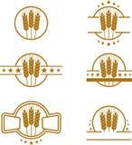 Spica emblem Royalty Free Stock Image