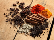 Spice Stock Image