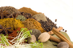 Spice Stock Photos