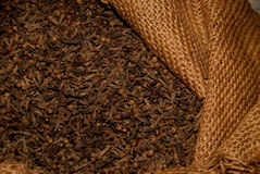 Spice. In an old storehouse Royalty Free Stock Images