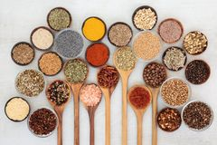 Free Spice And Herb Seasoning Royalty Free Stock Photos - 147933208