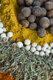 Spice Background Stock Image